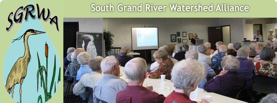 Education and Resources from the South Grand River Watershed Alliance