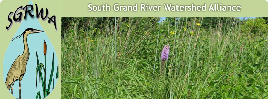 Contact the South Grand River Watershed Alliance